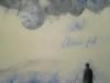 Viandante nel mare di nebbia | Claudio Tesser