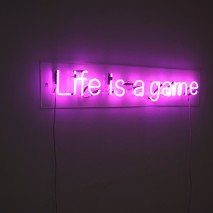 Life is a game | Giuliano Mammoli