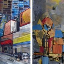 Arte4 | Contemporary Visions | Roberto Bordin + Renato Cestaro